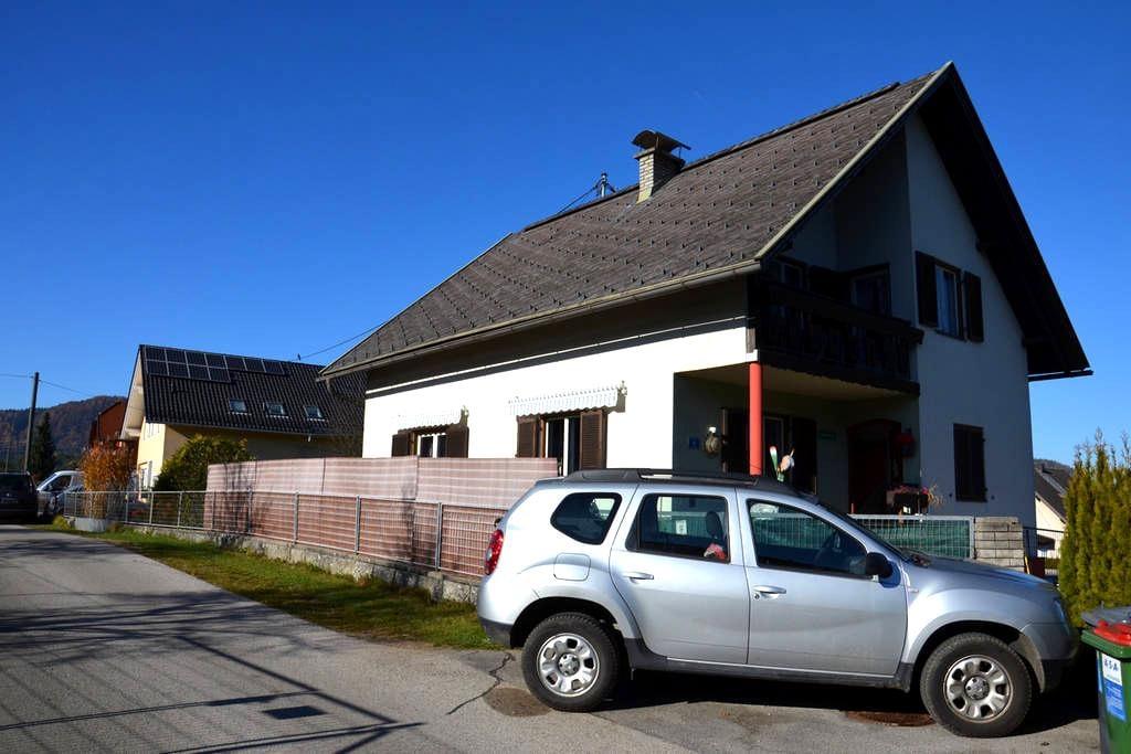Sonnig - freundliches Appartement - Lambichl