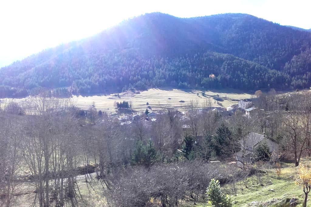 Appartement à Comus dans les Pyrénées Audoise - Comus - Wohnung