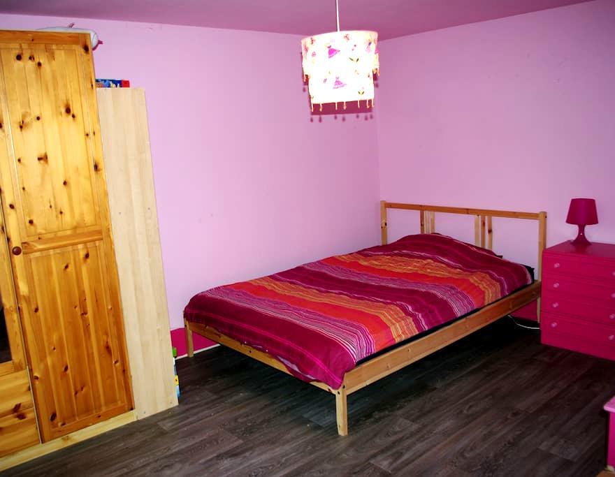 """Zimmer """"Spätburgunder"""" in einem alten Winzerdorf - Müllheim - Hus"""