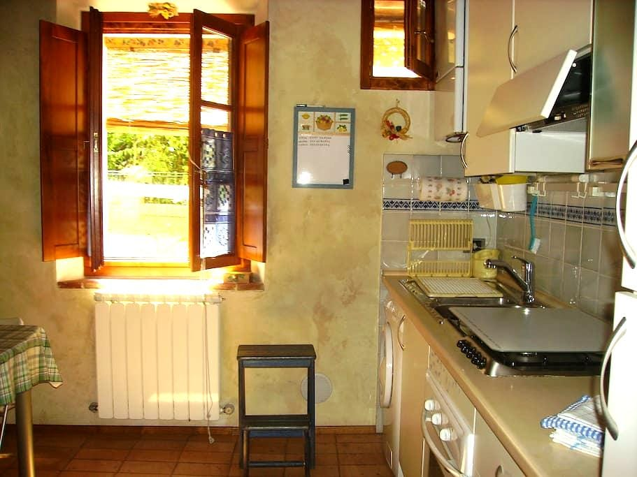 ONE-BEDROOM APARTMENT IN SIENA CITY - Сиена - Квартира