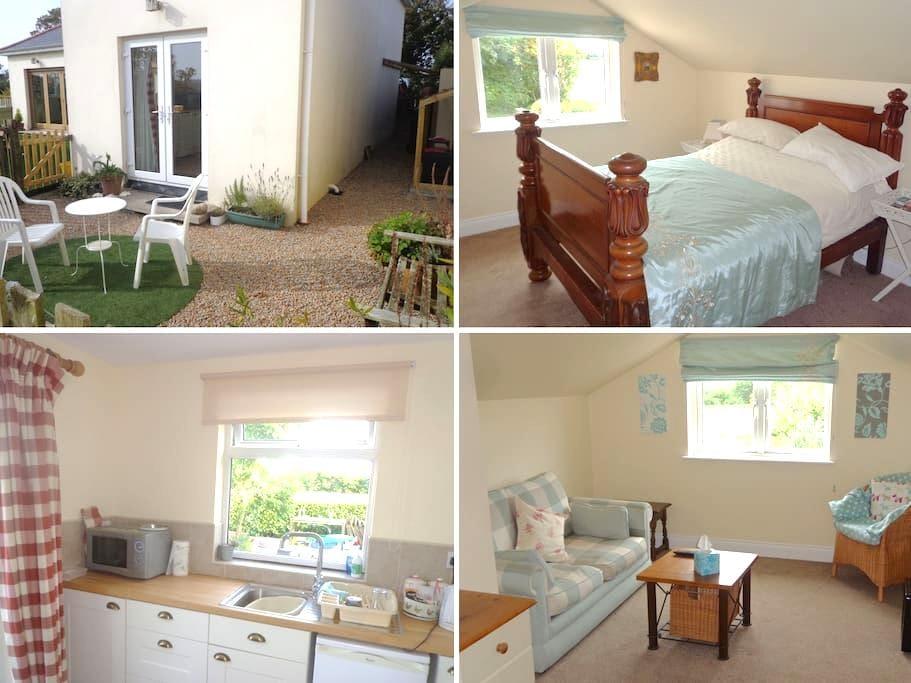 La Petite Hauteur country apartment - St Lawrence