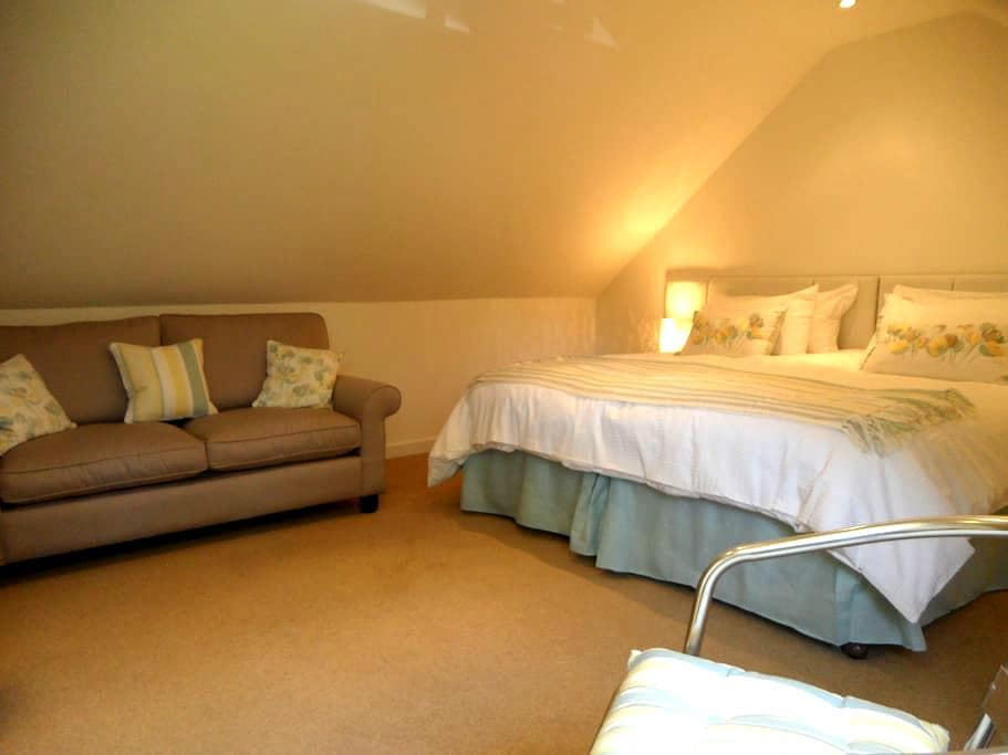HolidayHome in Witney, ideal for Burford, Cotswold - Witney - Квартира