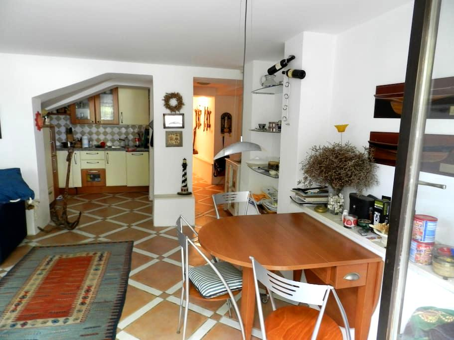 Apartment front Beach Location Strunjan - Salinera - Strunjan