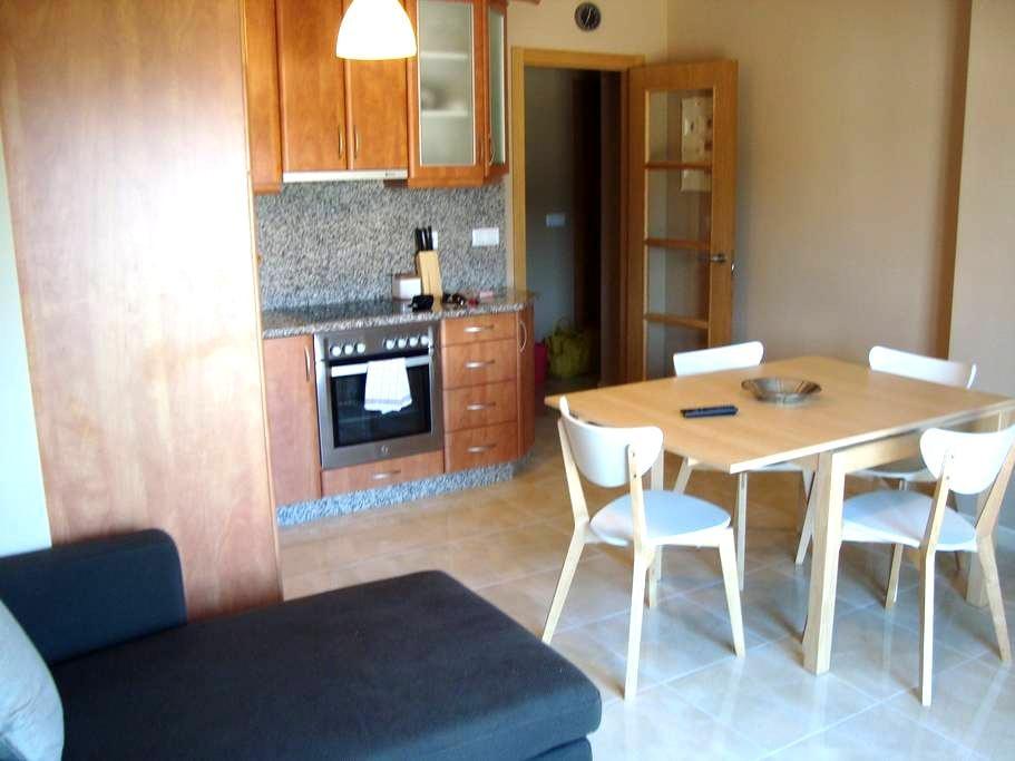 Acogedor piso frente a La Lanzada - Sanxenxo - Apartment