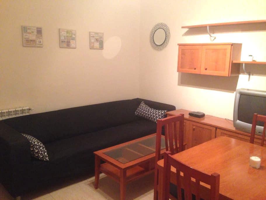 Apartamento acogedor - Ciudad Real - Lejlighed