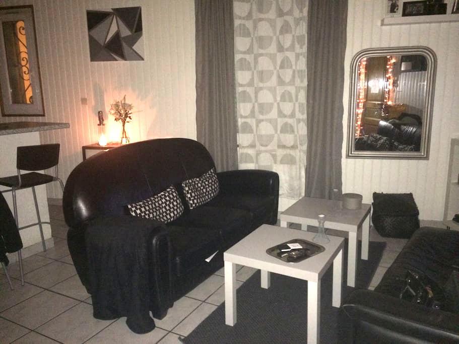 Charmant T2 en bois de 45 m2 - Bordeaux - Apartemen
