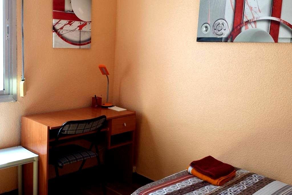 Gran habitación disponible para ti - Valladolid - Appartement