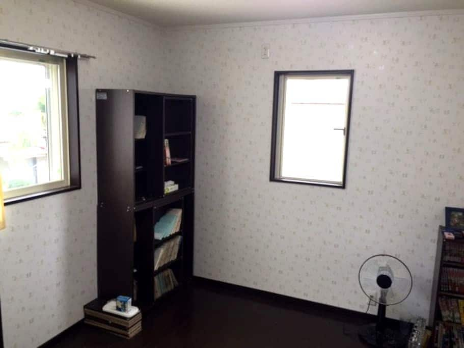 New! private room A guesthouse@miyazaki station - 宮崎市 - Ev