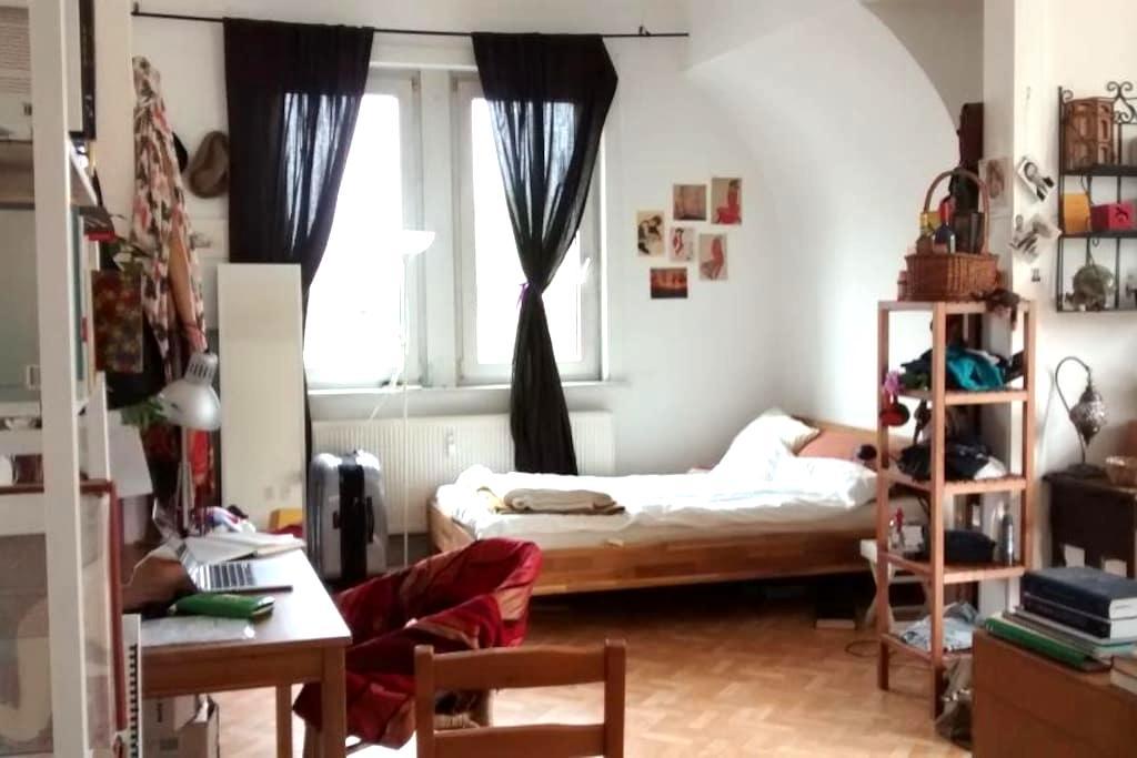 Beautiful large room in perfect area - Göttingen - Lägenhet