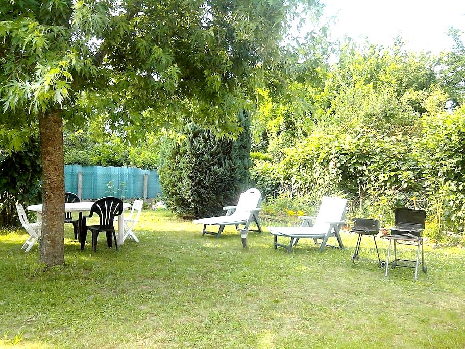 Lovely house with a 400m² garden - Blois - Haus