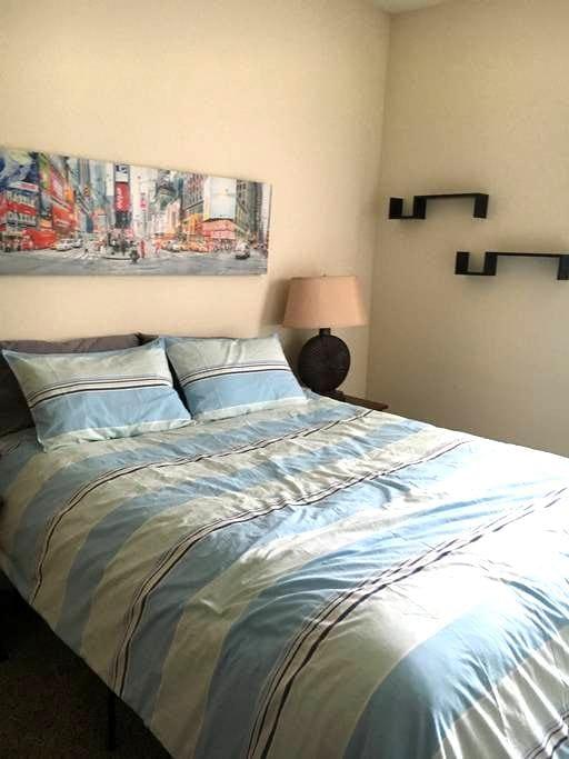 Cozy apartment 10 min from lake - Lexington - Apartament