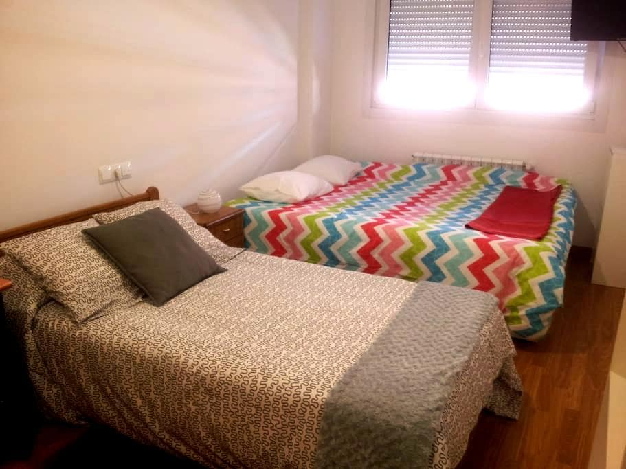 Cozy Room Near HOSPITAL (Portuguese Way) - Santiago de Compostela - Appartement