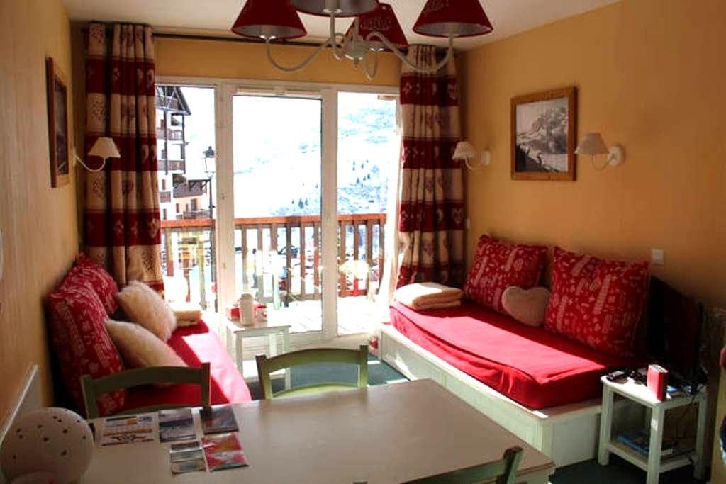 Appartement cosy au ski en Savoie - Valmeinier - อพาร์ทเมนท์