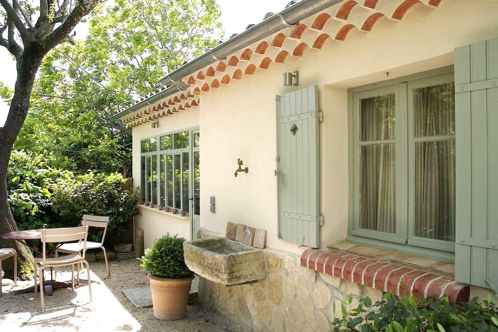 Un Cottage en Provence… La Source . - Caromb - Apartment