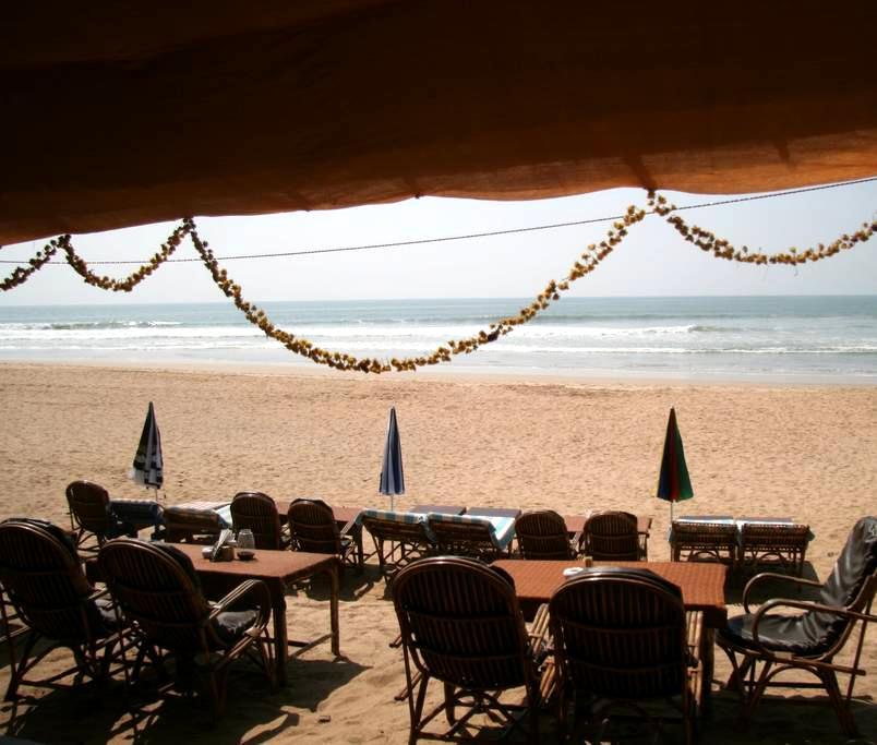 Sandy Feet Beach Garden Agonda - Sea View Huts - Agonda