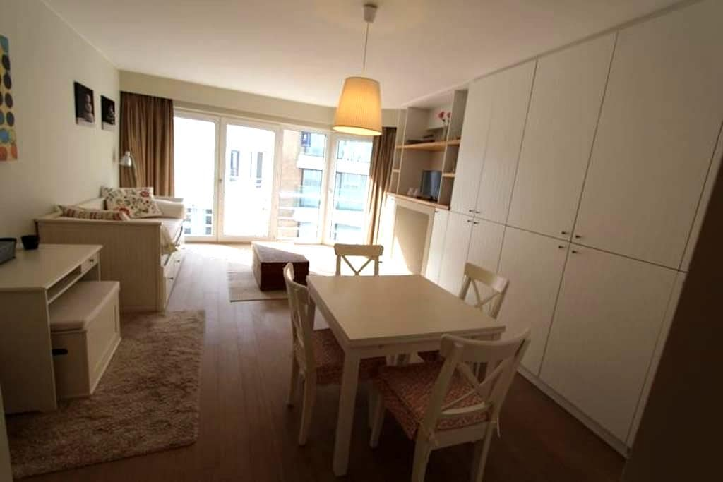 Cosy chic one bedroom in Zoute -  Seaview!! - Knokke-Heist
