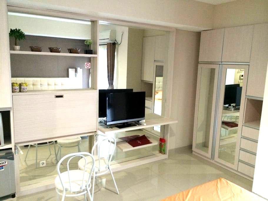 Studio Apart Atria Gading Serpong - Tangerang - Departamento