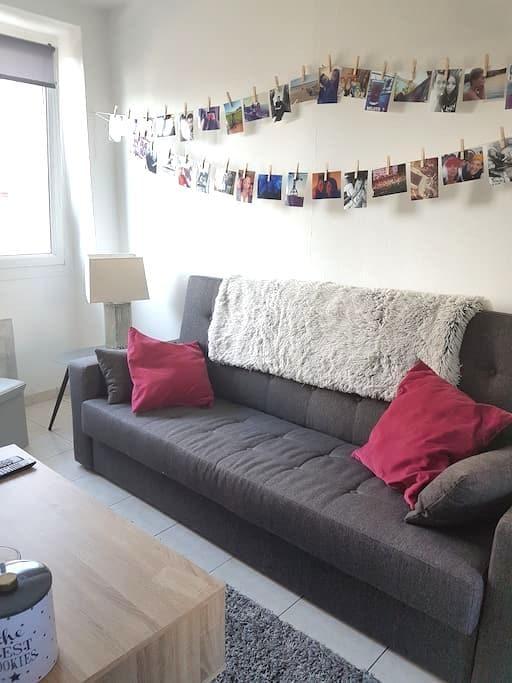 Appartement Ile de Nantes proche des transports - Nantes - Appartement