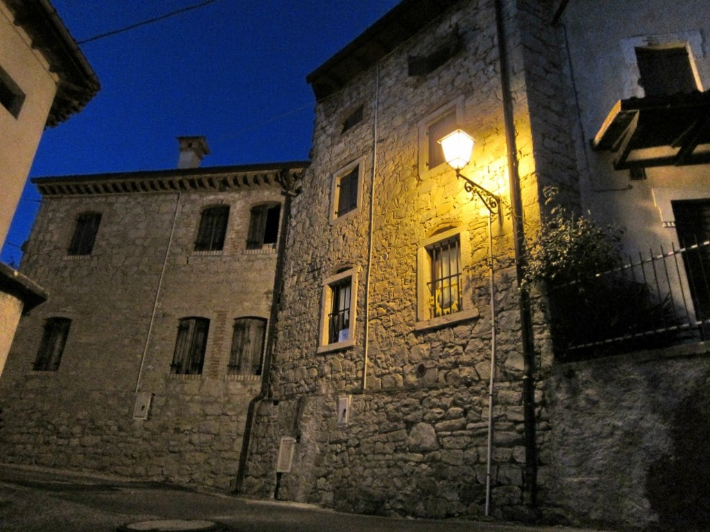 evening in Nogarolo