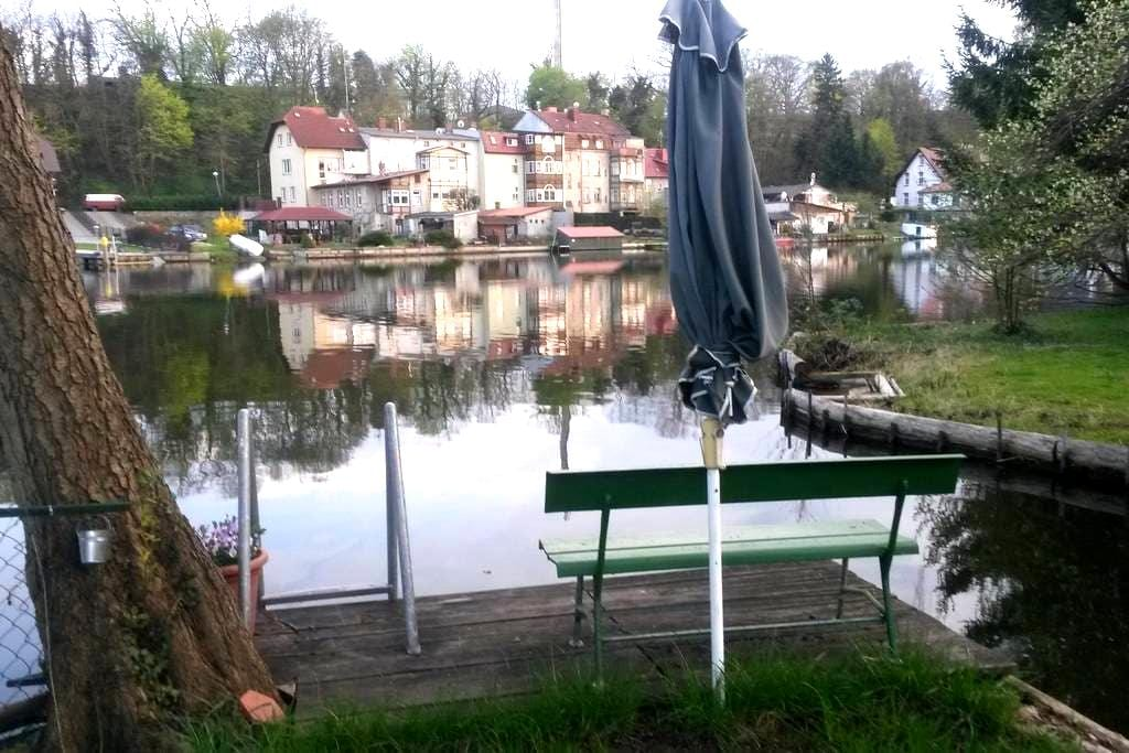 Spatzennest am See - Lychen