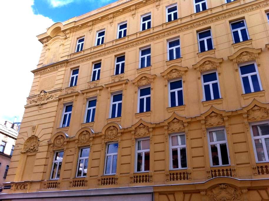 3 Zi-App. über den Dächern Wiens - Wien - Wohnung