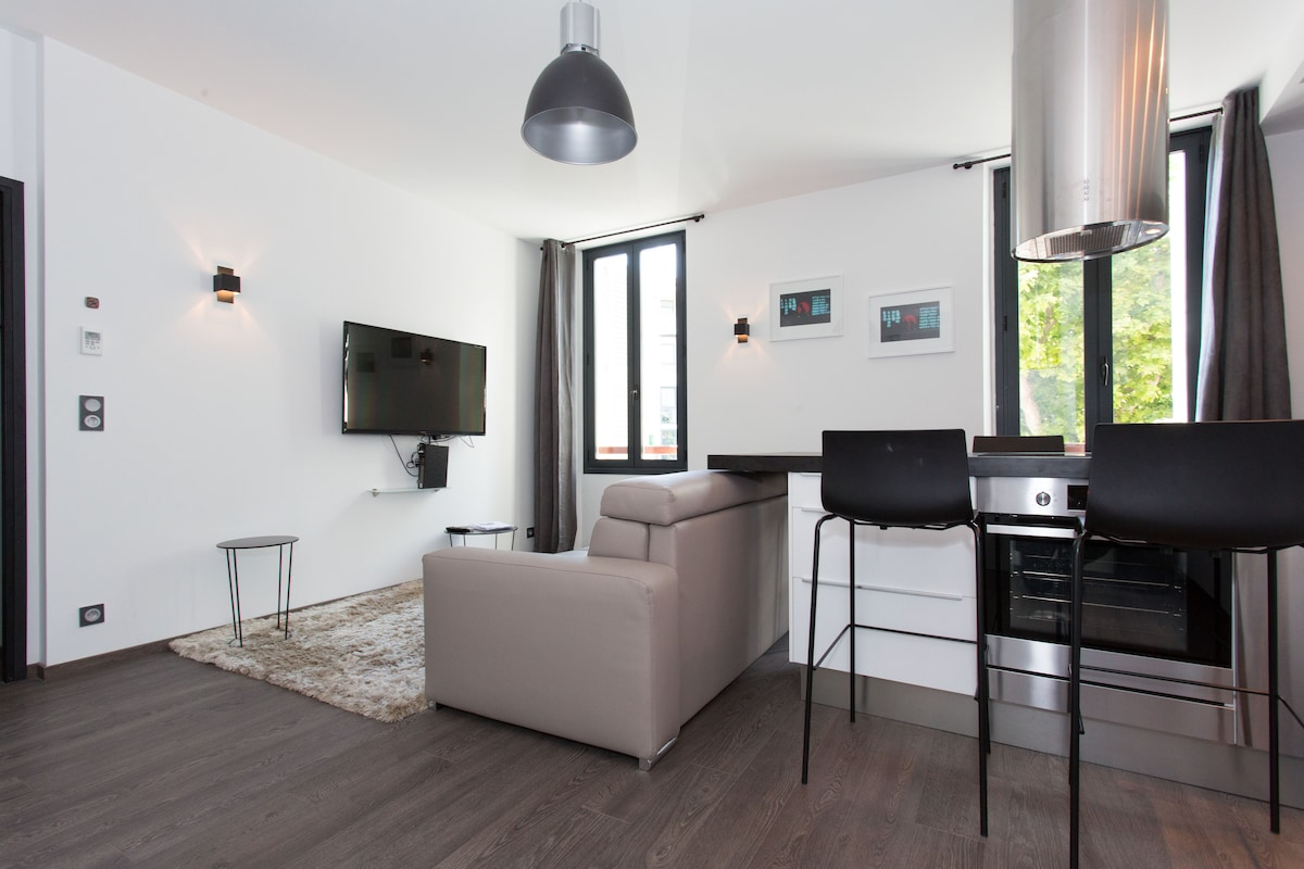 +++ Amazing apartment, heart Cannes