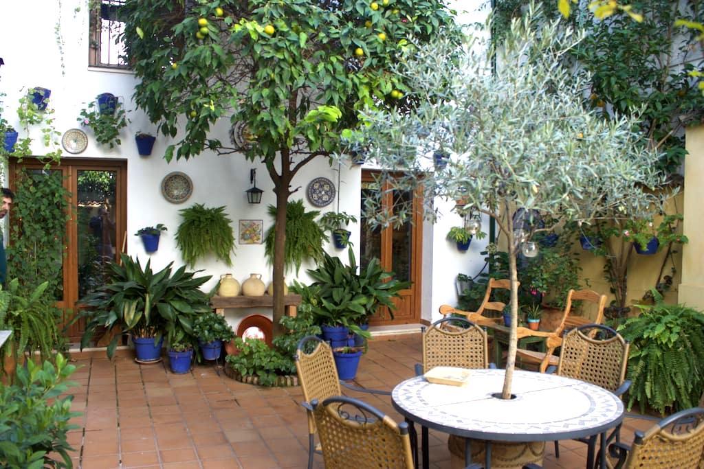 Habitación privada en una Casa-Tradicional - Cordoba - Huis