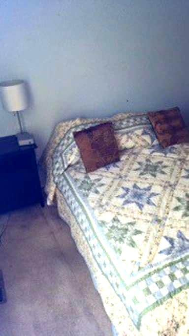 Columbia Bedroom - Columbia - Hus