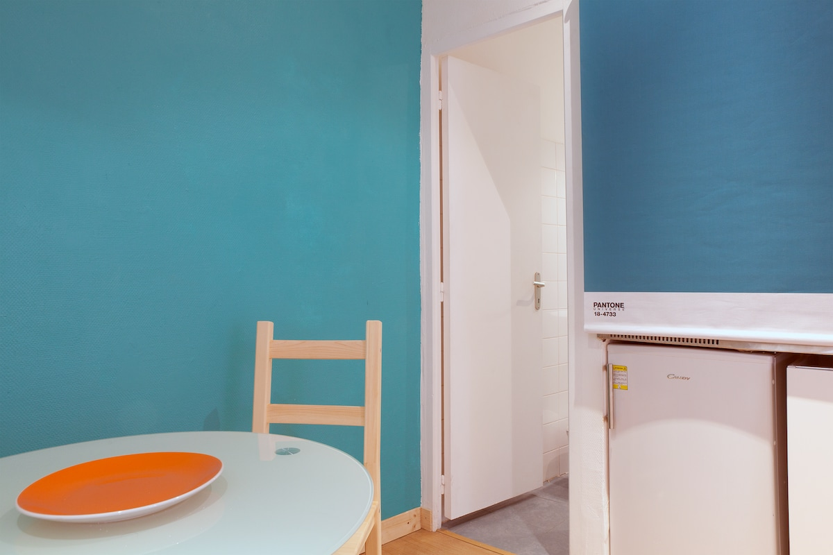 A cozy studio downtown Monpellier