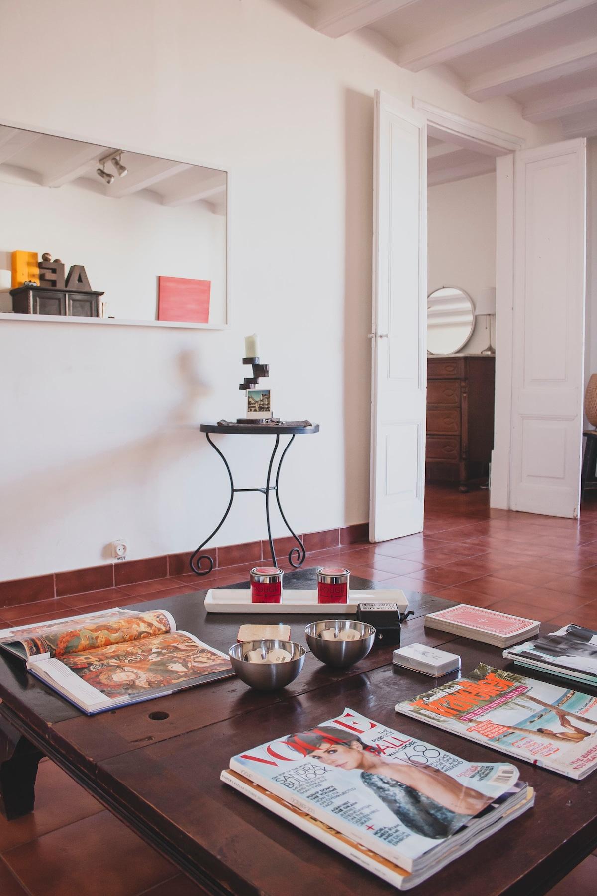 Beautiful Gotico Penthouse    ★★★★★