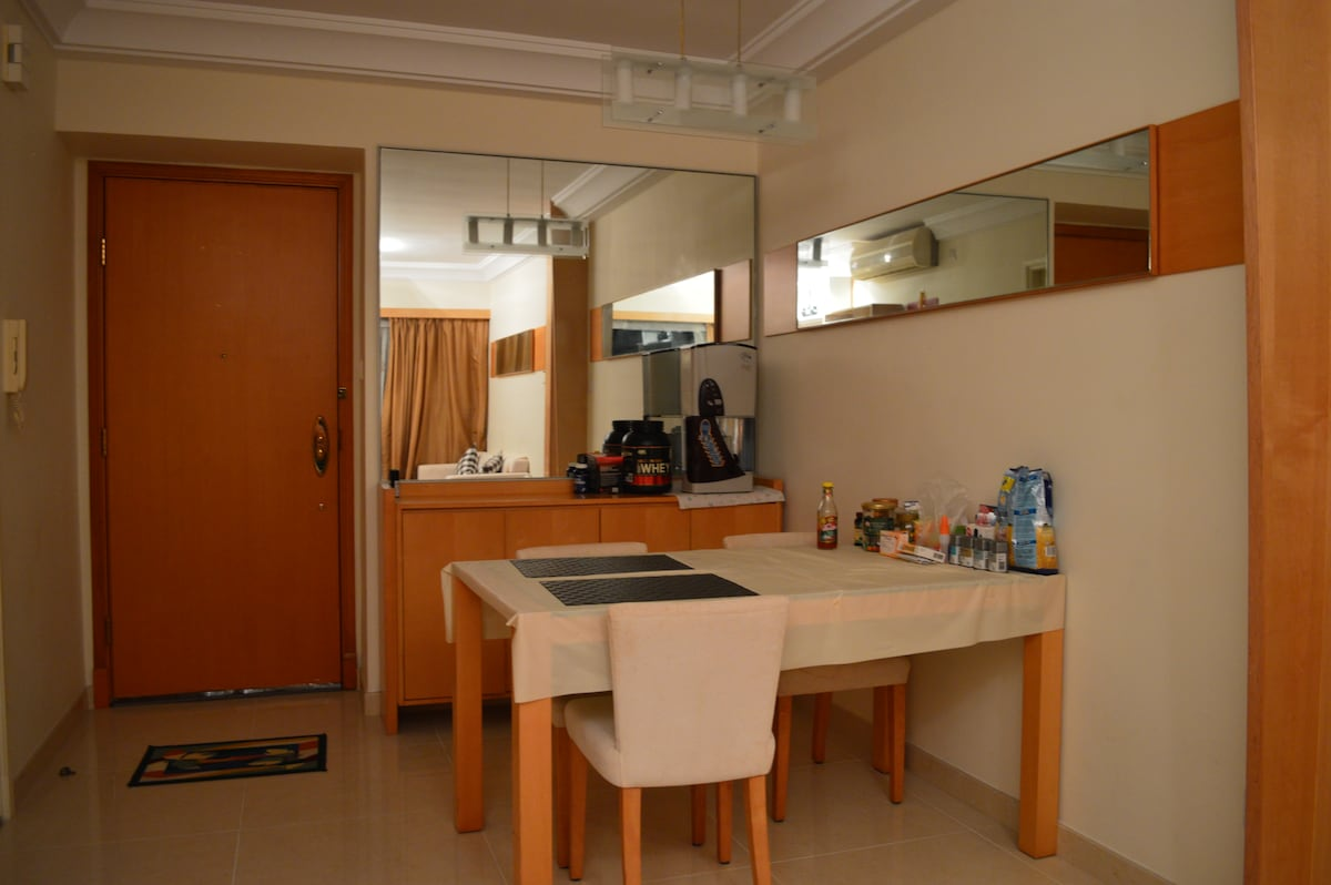 Private room close to airport