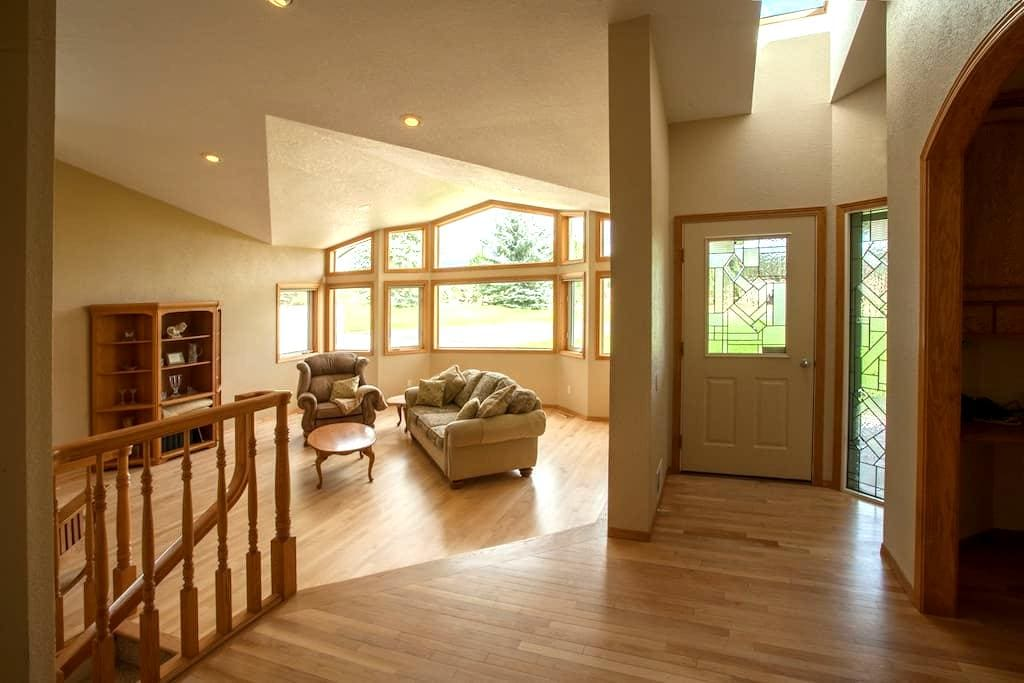 Private Room in Great Location - 卡利斯佩爾(Kalispell)