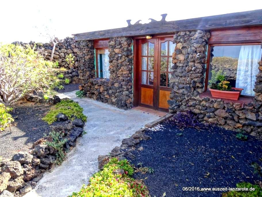Country Cottage. Arrieta,  Haria - Punta Mujeres - Bungalow