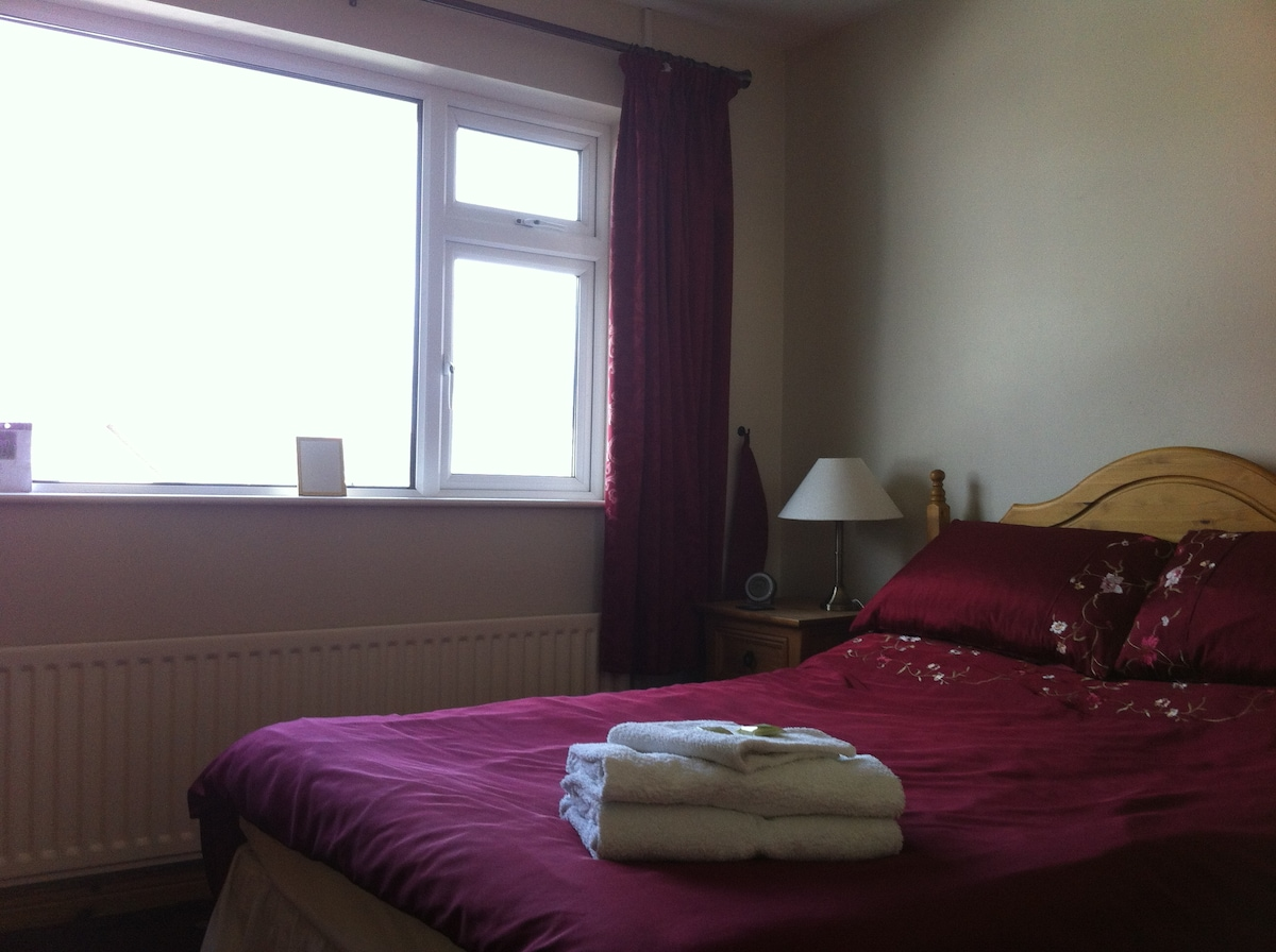 one of our other two double rooms