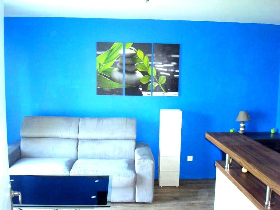 Studio neuf meublé  - La Richardais - Apartment