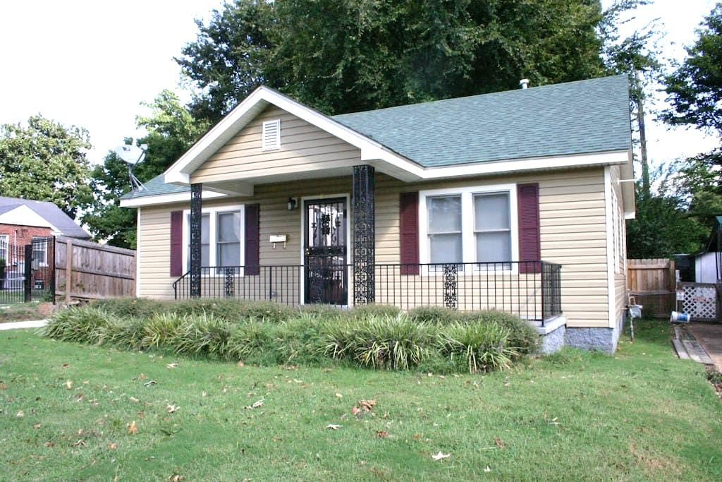 Charming Cottage in Evergreen Area - Memphis - 独立屋