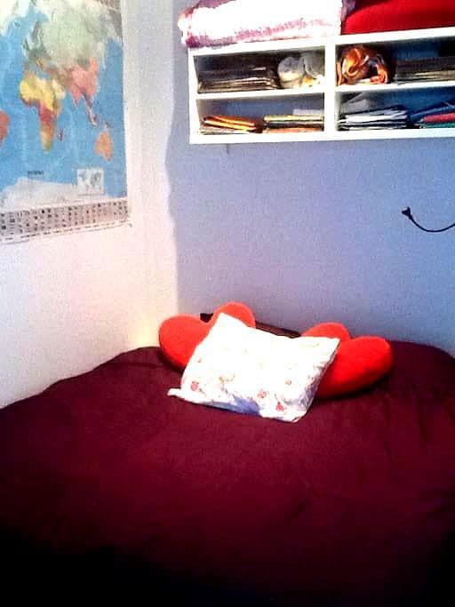 Chambre dans maison - Saint-Orens-de-Gameville - Hus