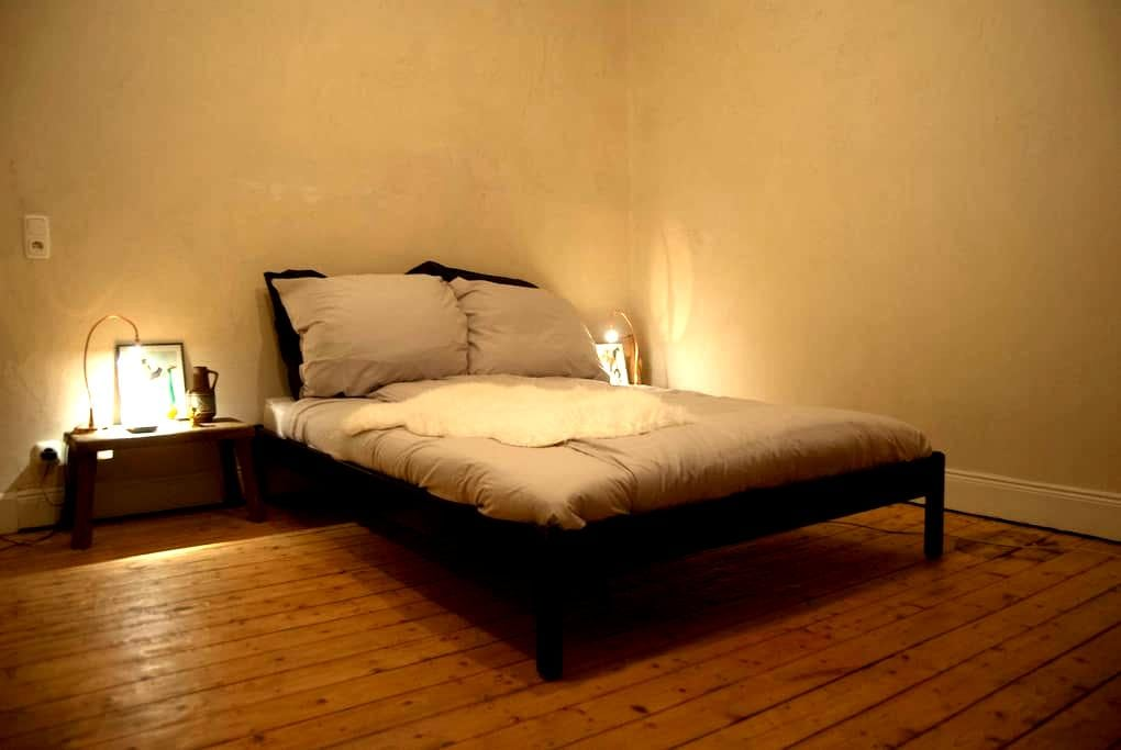 Nice, stylish room in an old building - Keulen - Appartement