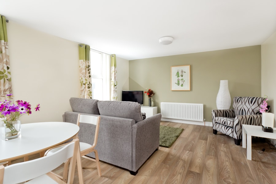City centre self-catering apartment