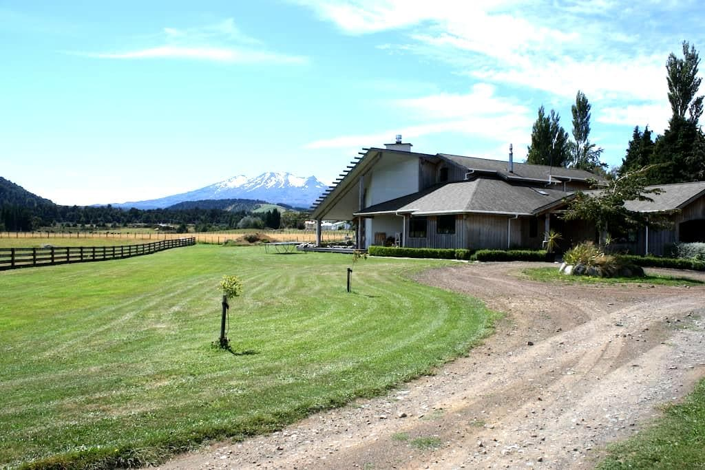 Korokeo Bed and Breakfast - Ohakune - Apartamento
