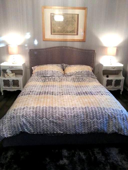 Chambre privé à 5 min de la montagne - Mont-Tremblant - Casa