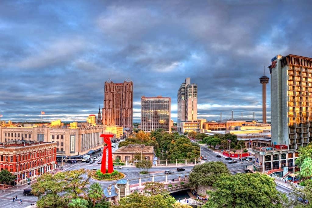 Prime Location, New, and Comfortable - San Antonio - Lägenhet