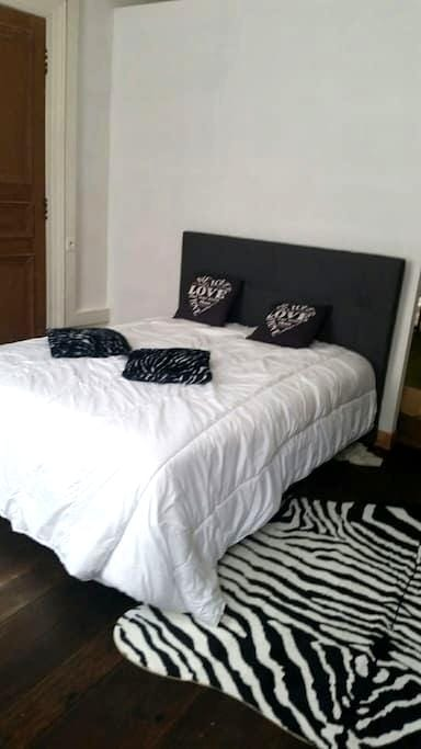 Style apartment, Center of Avesnes /Helpe - Avesnes-sur-Helpe - อพาร์ทเมนท์