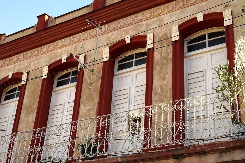 Casa en EL Tivoli - Santiago de Cuba - Departamento