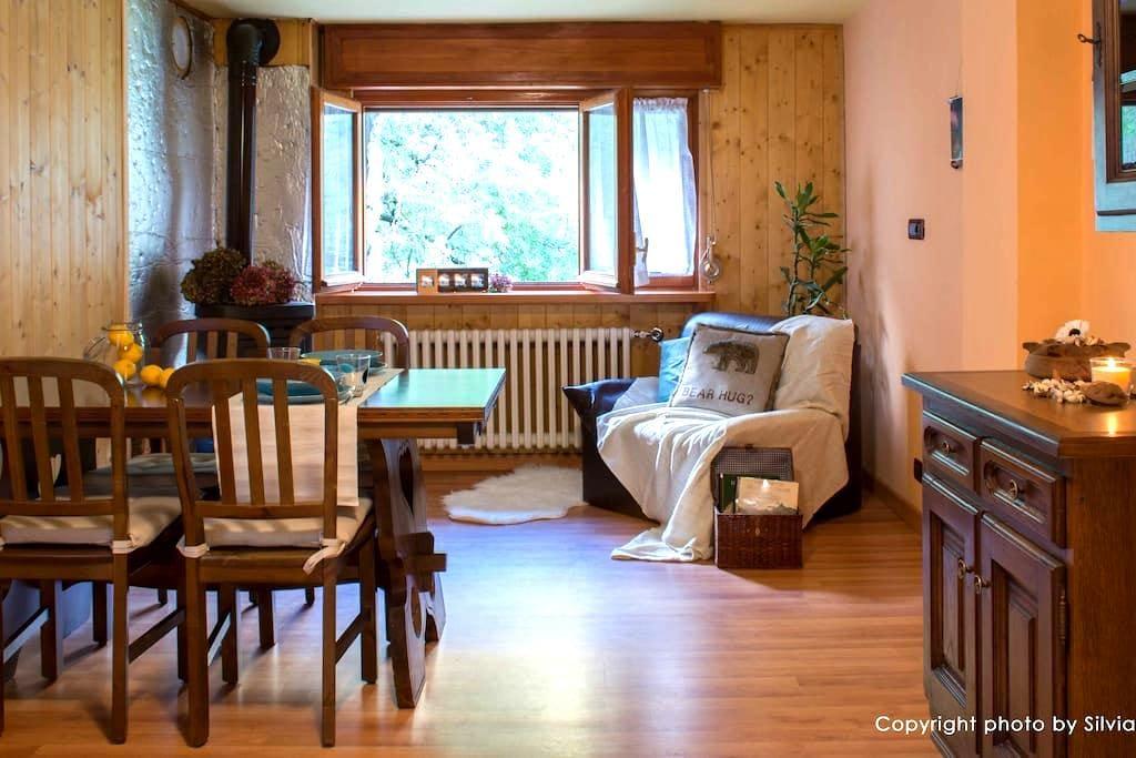 Casa nel Parco del Gran Paradiso - Campiglia Soana - Rumah