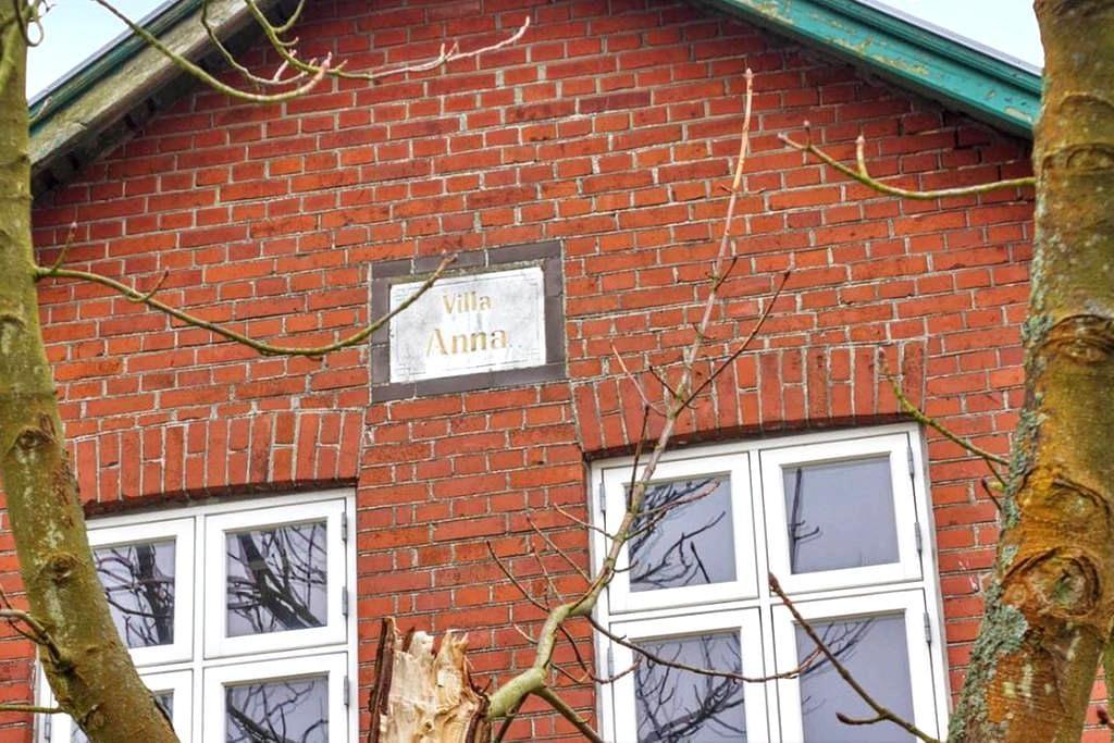Charmerende m. altan i Villa Anna - Fanø