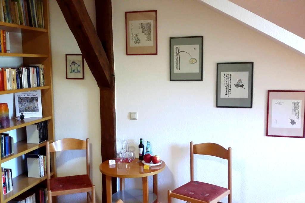 Altstadt Gästezimmer Görlitz - Görlitz - Дом