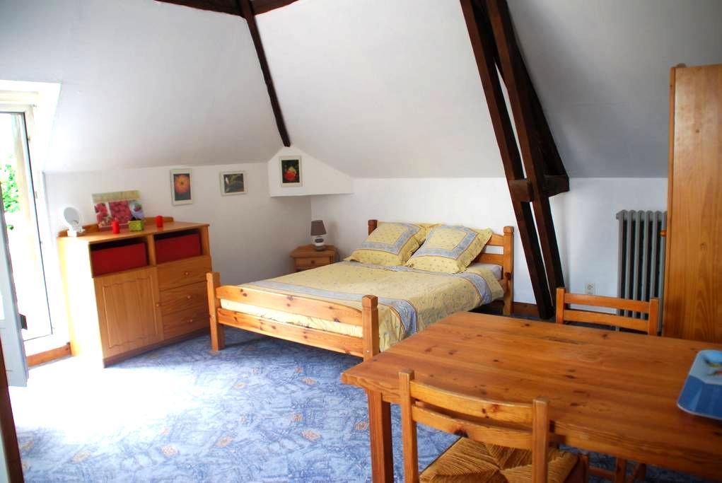 studio meublé axe Le Havre - Bolbec - Saint-Romain-de-Colbosc
