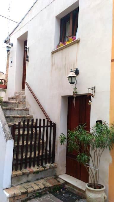 Casa nel centro storico - Cepagatti - Dom