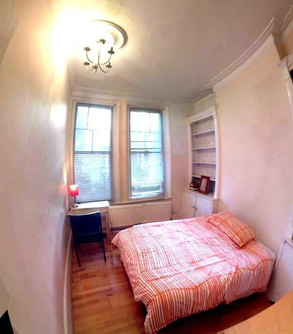 Double room in a modern quiet flat - Richmond - Lakás